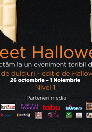 Te așteptăm la SWEET FEST: Târgul Dulciurilor de Halloween Promenada