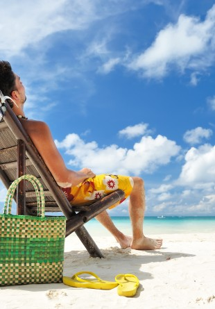 Pregătește-te de plajă ca un bărbat adevărat