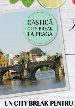 Câștigă o aventură în Praga cu Douglas!