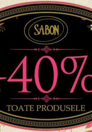 EVENIMENT: SABON te invită la Royal Passport Day - Reduceri de beauty!