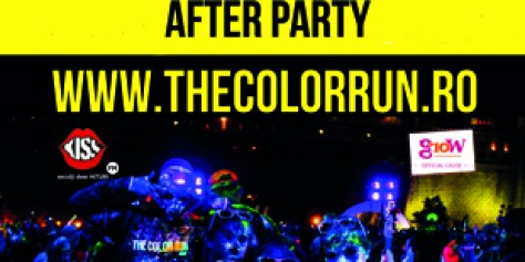 The Color Run NIGHT AFTER PARTY