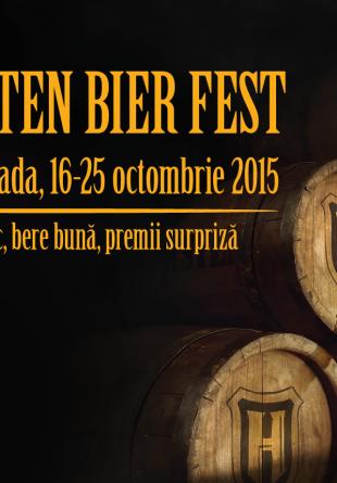 Te invităm la HOLSTEN BIER FEST: Festivalul berii cu ospăț cavaleresc!