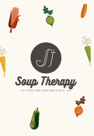 NOU: Soup Therapy, mâncare pentru sufletul tău