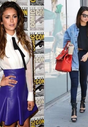 ADOPTĂ STILUL: Selena Gomez și Nina Dobrev