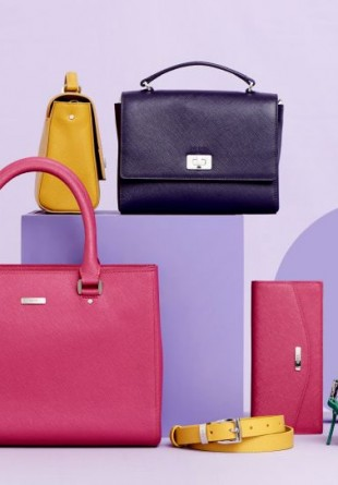 Strălucește cu roz, galben și indigo!