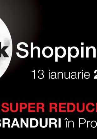 Hai la Black Shopping Night!