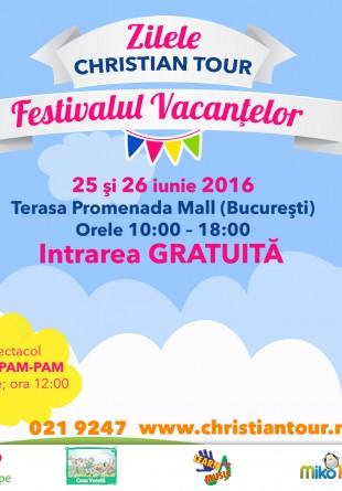 Hai la Festivalul Vacanțelor cu Gașca Zurli #PePromenada!