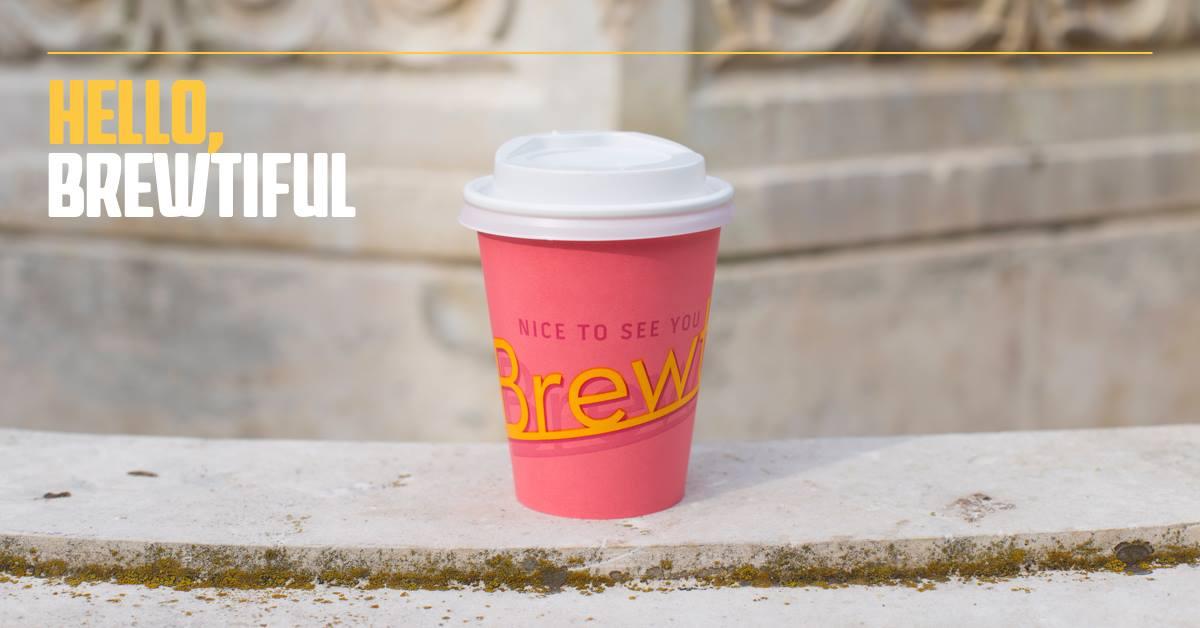 Salut, sunt eu cafeaua adevărată!