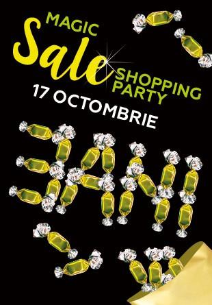 Sărbătorim 3 ANI cu Magic SALE Shopping Party!