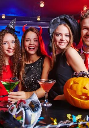 Cele mai inspirate costume de Halloween