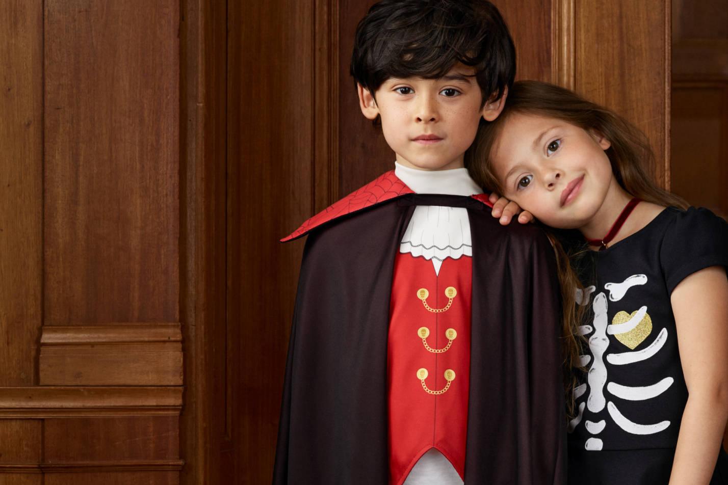 Costume de Halloween pentru prichindei