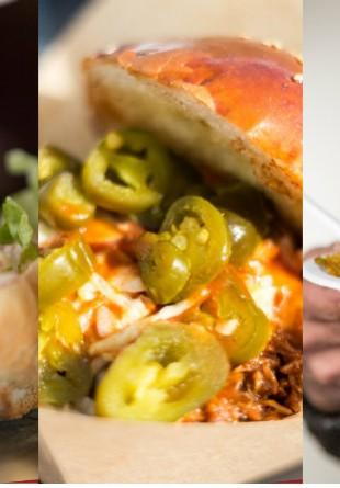 Descoperă meniul Food Truck Festival Xmas Edition!