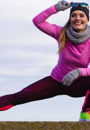 De ce sportul în aer liber iarna e cel mai benefic