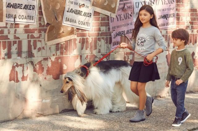 Descoperă cele mai cool aventuri urbane cu noua colecție H&M Copii