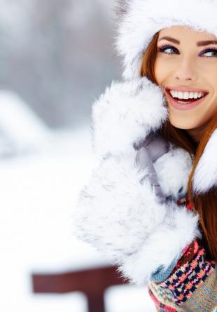 Machiaj de iarnă: La ce trebuie să fii atentă