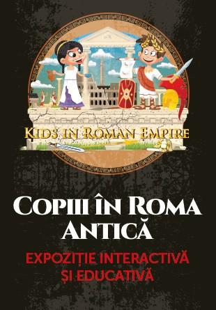 Ți-am luat un bilet dus-întors în Roma Antică!
