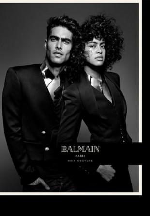 GHID: Păr fabulos cu BALMAIN PARIS HAIR COUTURE