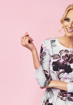 Esențial în garderoba de primăvară: imprimeul floral