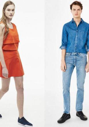 Lacoste și Gant: brand-urile tale preferate, într-un singur magazin