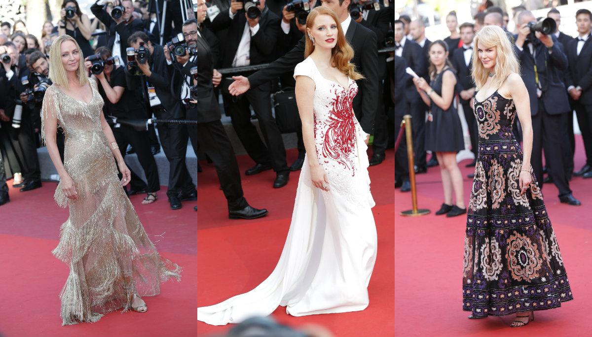 CANNES FILM FESTIVAL: Cele mai frumoase ținute de la Cannes 2017 by Cristina Bazavan