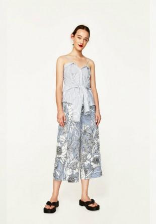 3 ținute în care să porți cu stil pantalonii culottes