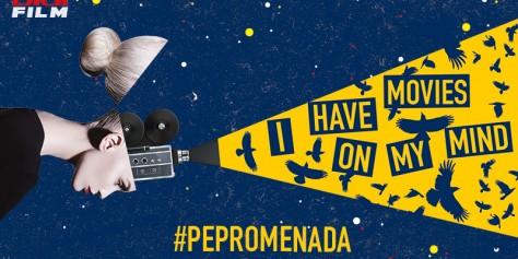 Filme #PePromenada