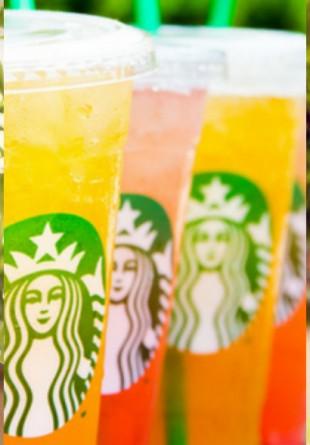 NOU: Băuturi și delicii cu gust de vară de la Starbucks!