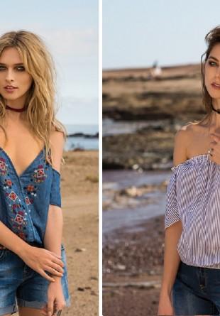 5 haine din denim pe care trebuie să le ai vara aceasta
