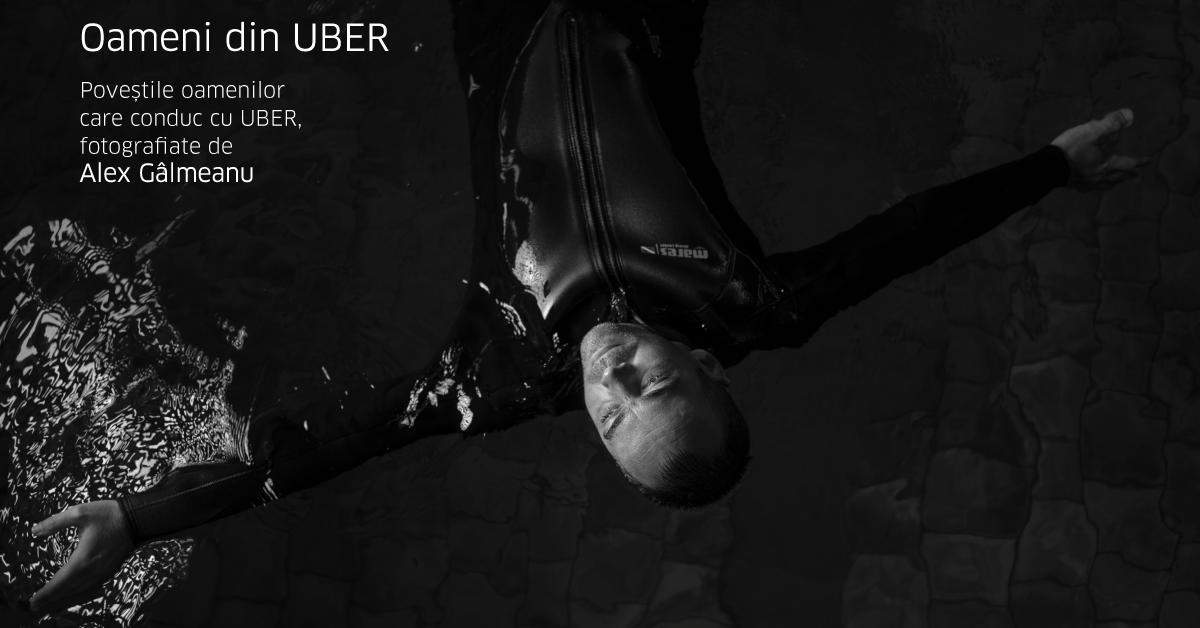 Expoziția de fotografie #OamenidinUBER
