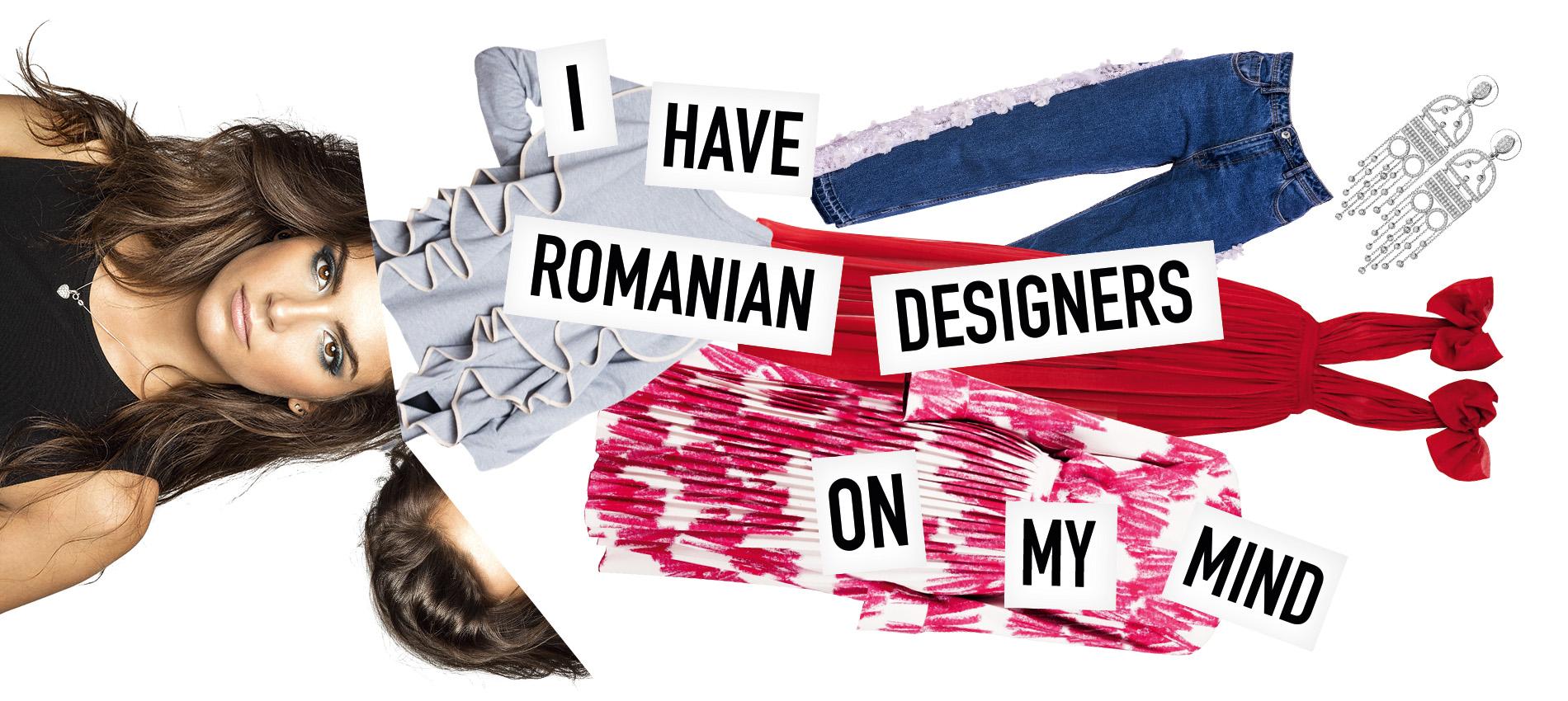 I have Romanian designers on my mind by Molecule-F și Mall Promenada