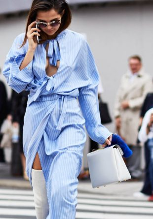 Top fashion trends de la Milan Fashion