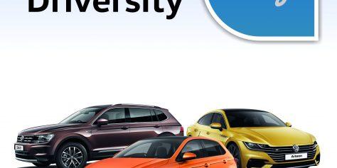 În perioada 16-22 noiembrie, vino la Driversity!