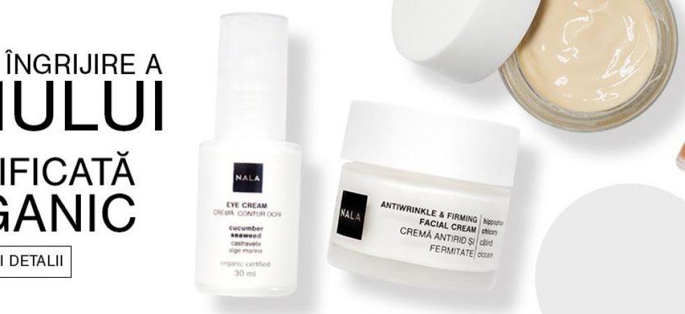 Cosmetice 100% handmade de la NALA