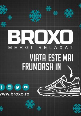 Marea deschidere BROXO în Promenada!