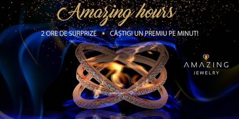 Amazing hours @Amazing Jewelry