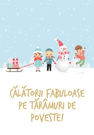 Atelierele lui Moș Crăciun