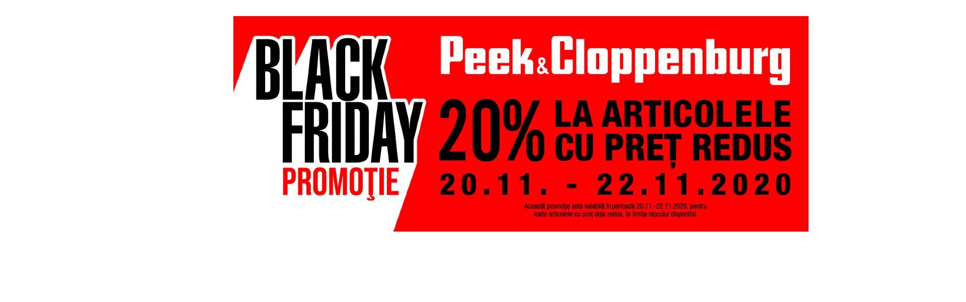 Black Friday Peek Und Cloppenburg