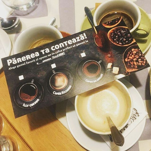 Great day start: testing coffee @trickshotpromenada #PromenadaRo  @ralucabcarmen  #coffee #coffeetime #goodmood #goodday #goodmorning #specialtycoffee #espresso #cappuccino #styleblogger #HypeBeast #lensculture #exploremore #lifestyleblog #thehappynow #storytelling #postthepeople #makemoments #streetlife #everydayeverywhere #huntgram #thecreative #stayandwander #gameoftones #communityfirst #humaneffect #ig_romania  #ig_bucharest