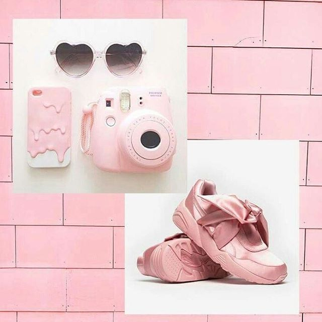 Moody weather? Think pink! @officeshoesromania #PromenadaRo  #puma #fentyxpuma #fentybyrihanna #fashionpost #instastyle #fblogger #lookbook #fashionlover #outfitoftheday #ootdshare #lookoftheday #mylook #fashionable #currentlywearing #fashionblog #todaysoutfit #fashionstyle #todayimwearing #fashiongram #whatiworetoday #wiwt #ig_bucharest