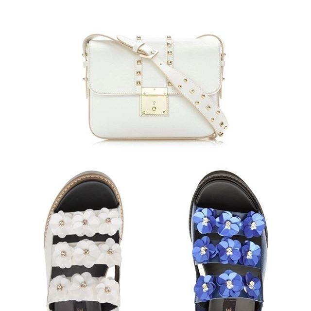 Studs and flowers? Yes, please! @musette.official #fashion #style #stylish #love #me #cute #photooftheday #nails #hair #beauty #beautiful #instagood #pretty #design #model #dress #shoes #heels #styles #outfit #purse #jewelry #shopping #ootd #outfitoftheday #lookoftheday #fashion #fashiongram #PromenadaRo