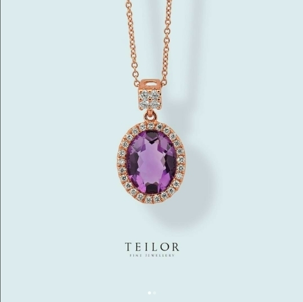 Oh my! We cannot take our eyes away from this gorgeous amethist necklace from @teilor_finejewellery. #amethist #teilor #jewellery #wow #precious #stone #necklace #gem #gift #present #womenjewellery #amazing #teilorpromenada #store #delicate #luxury #graphicfantasies #fantasy #craft #beautiful #gorgeous #romanianjewells